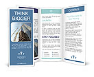 Build Skyscraper Brochure Template