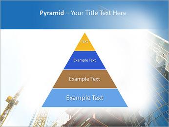 Construir arranha-céus Modelos de apresentações PowerPoint - Slide 10