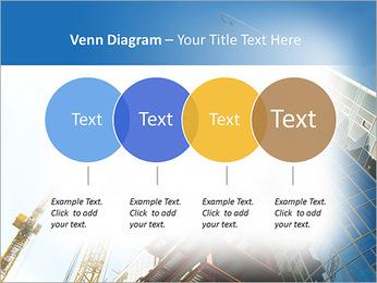Construir arranha-céus Modelos de apresentações PowerPoint - Slide 12