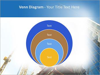 Construir arranha-céus Modelos de apresentações PowerPoint - Slide 14