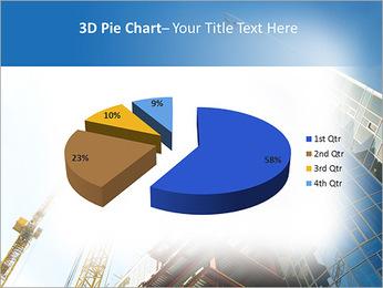 Construir arranha-céus Modelos de apresentações PowerPoint - Slide 15