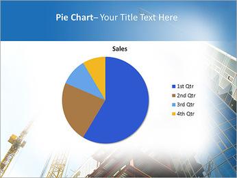 Construir arranha-céus Modelos de apresentações PowerPoint - Slide 16