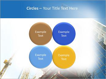 Construir arranha-céus Modelos de apresentações PowerPoint - Slide 18