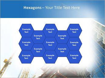 Construir arranha-céus Modelos de apresentações PowerPoint - Slide 24