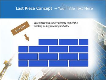 Construir arranha-céus Modelos de apresentações PowerPoint - Slide 26