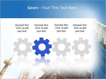 Construir arranha-céus Modelos de apresentações PowerPoint - Slide 28