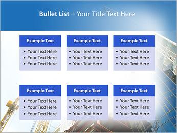 Construir arranha-céus Modelos de apresentações PowerPoint - Slide 36