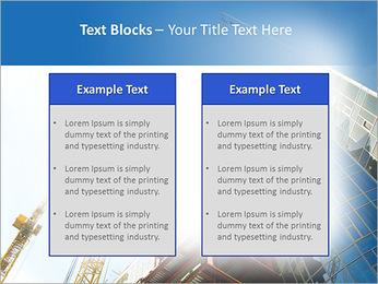 Construir arranha-céus Modelos de apresentações PowerPoint - Slide 37