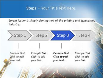Construir arranha-céus Modelos de apresentações PowerPoint - Slide 4