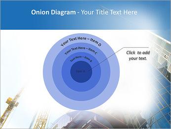 Construir arranha-céus Modelos de apresentações PowerPoint - Slide 41
