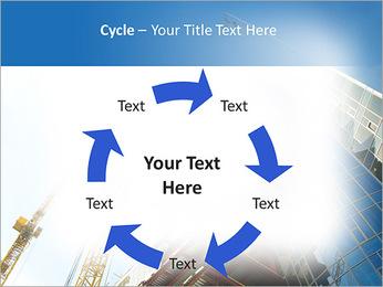 Construir arranha-céus Modelos de apresentações PowerPoint - Slide 42
