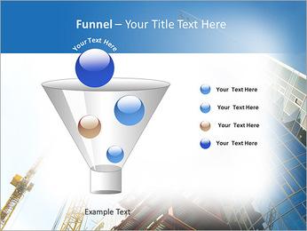 Construir arranha-céus Modelos de apresentações PowerPoint - Slide 43