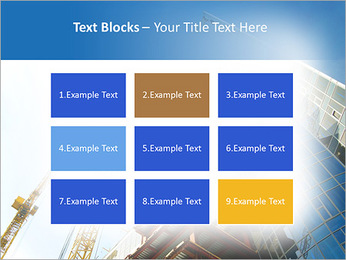 Construir arranha-céus Modelos de apresentações PowerPoint - Slide 48