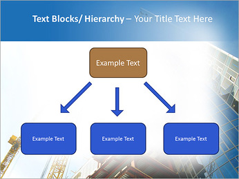 Construir arranha-céus Modelos de apresentações PowerPoint - Slide 49