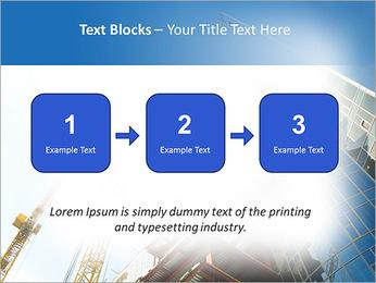 Construir arranha-céus Modelos de apresentações PowerPoint - Slide 51