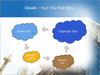 Construir arranha-céus Modelos de apresentações PowerPoint - Slide 52