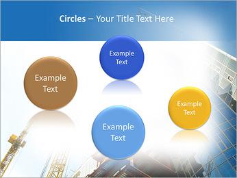 Construir arranha-céus Modelos de apresentações PowerPoint - Slide 57