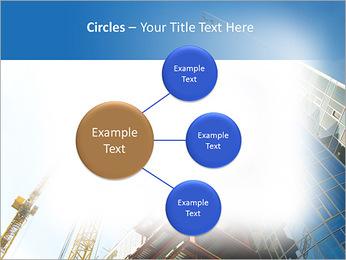 Construir arranha-céus Modelos de apresentações PowerPoint - Slide 59