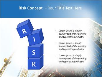 Construir arranha-céus Modelos de apresentações PowerPoint - Slide 61