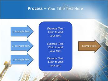 Construir arranha-céus Modelos de apresentações PowerPoint - Slide 65