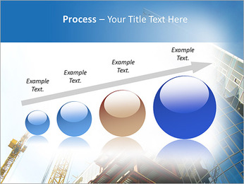 Construir arranha-céus Modelos de apresentações PowerPoint - Slide 67