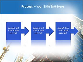 Construir arranha-céus Modelos de apresentações PowerPoint - Slide 68