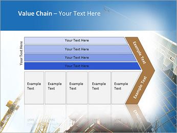Construir arranha-céus Modelos de apresentações PowerPoint - Slide 7