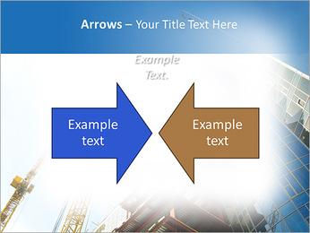 Construir arranha-céus Modelos de apresentações PowerPoint - Slide 70
