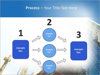 Construir arranha-céus Modelos de apresentações PowerPoint - Slide 72