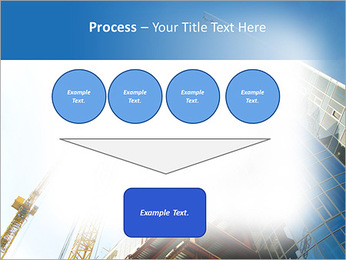 Construir arranha-céus Modelos de apresentações PowerPoint - Slide 73
