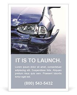 broken car ad template design id 0000007855 smiletemplates com