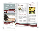 Stone Composition Brochure Templates