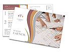Architecht Scheme Postcard Template