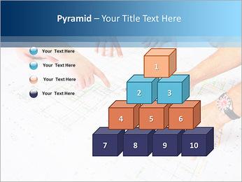 Esquema Architecht Modelos de apresentações PowerPoint - Slide 11