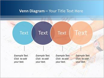 Esquema Architecht Modelos de apresentações PowerPoint - Slide 12