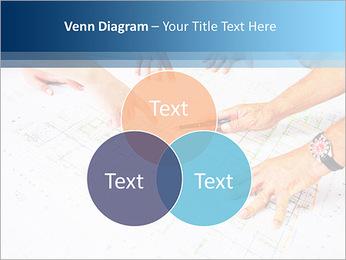 Esquema Architecht Modelos de apresentações PowerPoint - Slide 13
