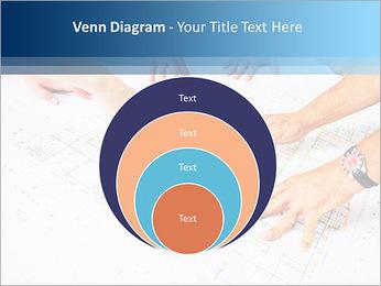 Esquema Architecht Modelos de apresentações PowerPoint - Slide 14