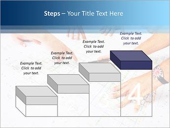 Esquema Architecht Modelos de apresentações PowerPoint - Slide 44