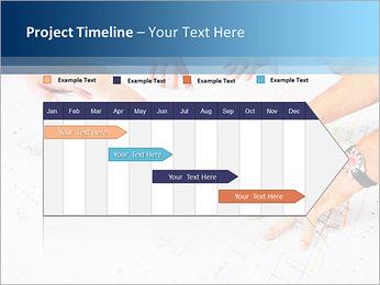 Esquema Architecht Modelos de apresentações PowerPoint - Slide 5