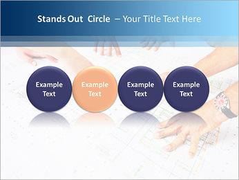 Esquema Architecht Modelos de apresentações PowerPoint - Slide 56