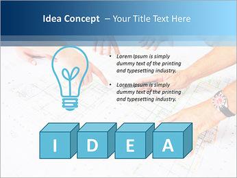 Esquema Architecht Modelos de apresentações PowerPoint - Slide 60