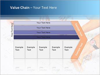 Esquema Architecht Modelos de apresentações PowerPoint - Slide 7