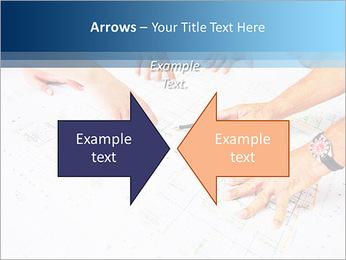 Esquema Architecht Modelos de apresentações PowerPoint - Slide 70