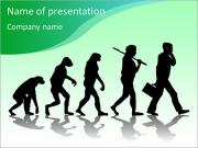 Evolution Process PowerPoint presentationsmallar