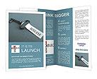 Secret Of Success Brochure Templates