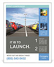Parking Place Poster Templates