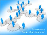 Redes Peopleâ € ™ s Plantillas de Presentaciones PowerPoint