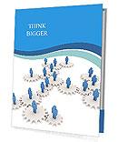 People's Networking Presentation Folder