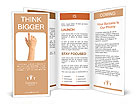 Point A Finger Brochure Templates