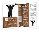 Successful Businessman Brochure Template